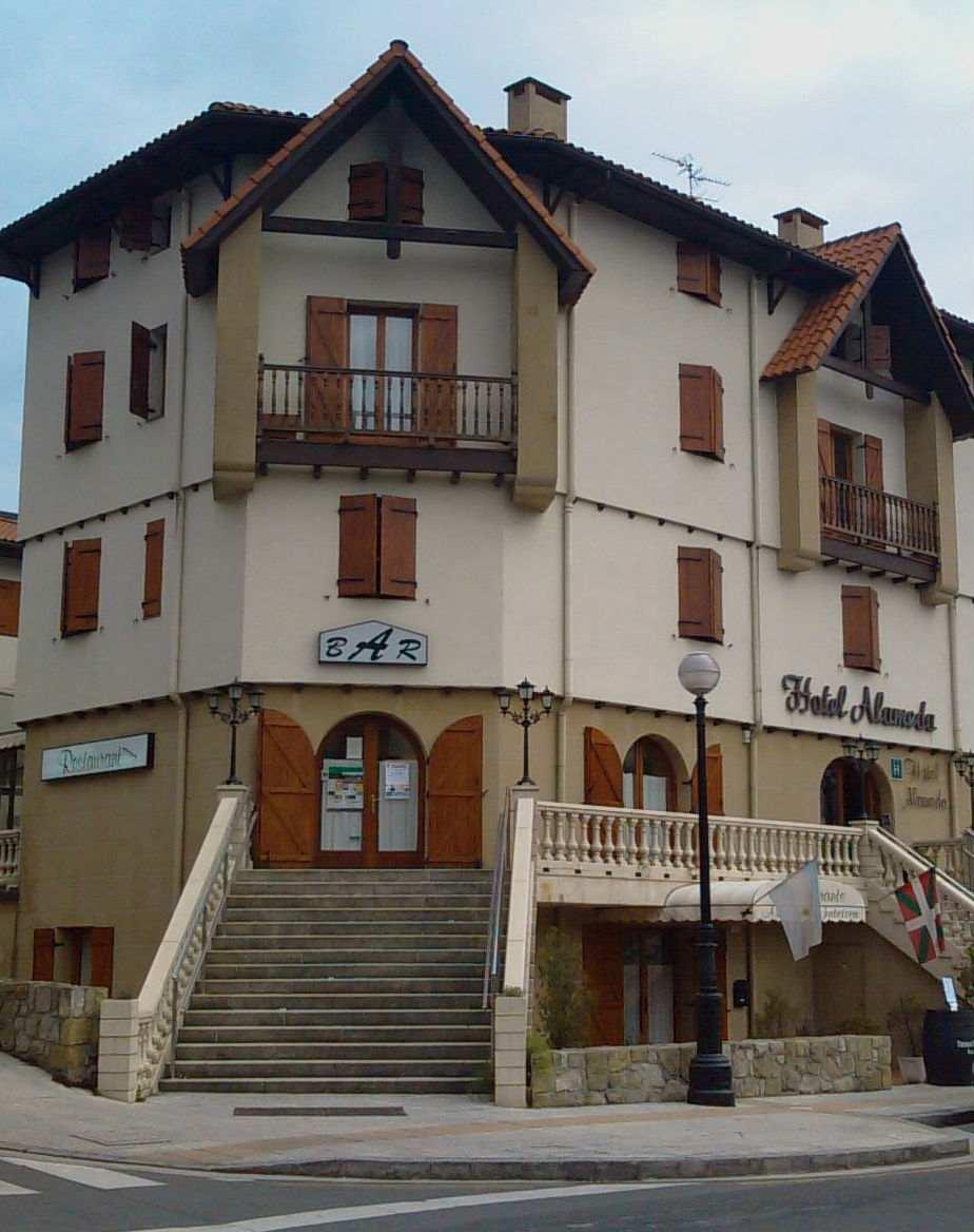 Alameda hotela ** Zarautzen